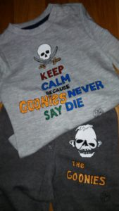 KEEP CALM GOONIES